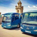 autocares-azahar-buses-parqueados